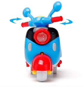 KTRS Unbreakable Mini Scooter  Friction Toy Scooter