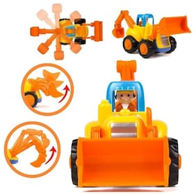 KTRS  Unbreakable Automobile Car Toy for Kids