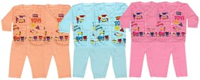 LA SMITH Baby boy Top & bottom set - Multi