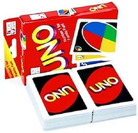Lacry Mattel UNO Original Playing Card Game
