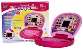 latest radhe Kids Educational Gaming Small Laptop