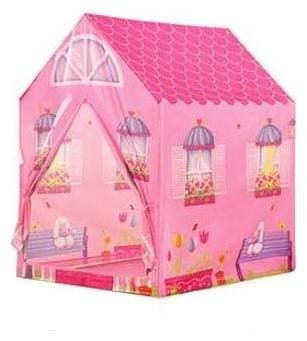 latest radhe New Doll House Plastic PLay Tent House