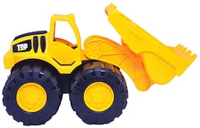 latest radhe JCB Truck for Kids, JCB Toy for Kids, Excavator Toy, JCB and Truck Toy