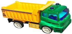 latest radhe Dump Truck for Kids