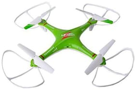latest radhe  6 Channel LH-X10 Remote Controlled 6 Axis 2.4 Ghz Quadcopter With Built-In Gyro Play For Child