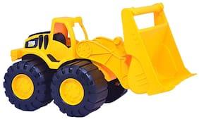 latest radhe JCB Truck for Kids, JCB Toy for Kids, Excavator Toy, JCB and Truck Toy