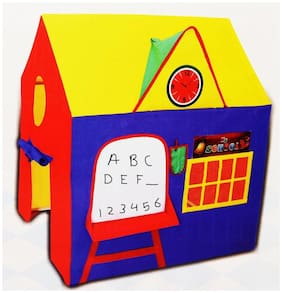 latest radhe New Multicolor School Play Tent House