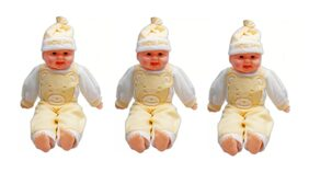 Laughing Baby For Kids (Pack Of 3)