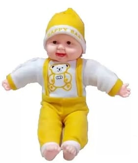 Kanchan Toys Laughing Baby Toy for Kids