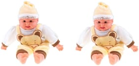 Laughing Super Cute Baby For Kids Pack Of 2
