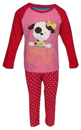 e01343d479508 Girls' Nightwear – Buy Girls Night Suits, Pyjamas Online at Best ...