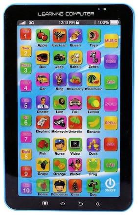 Learning Tablet for Kids  (Black)