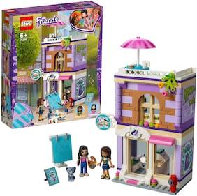LEGO Emma's Art Studio