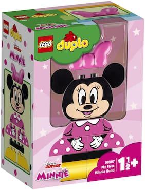 LEGO My First Minnie Build