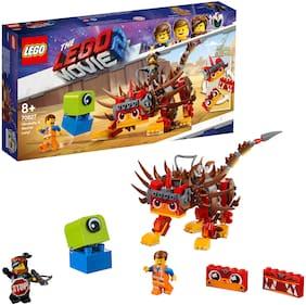 LEGO Ultrakatty & Warrior Lucy!