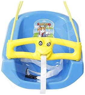 Lehar Baby n Toddler Swing (Blue)