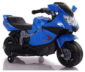 LETZRIDE LZ 1200 Blue Bike Battery Operated Ride On  (Blue)