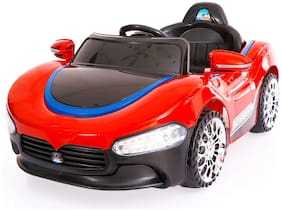 LETZRIDE LZ 518 Red Car Battery Operated Ride On  (Red)