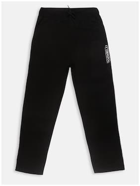 Li'l Tomatoes Baby boy Cotton Solid Pyjama - Black