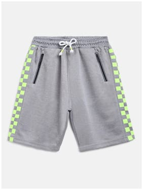 Li'l Tomatoes Knee Length Polyester Casual Grey