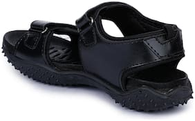 Liberty Black Boys Sandals