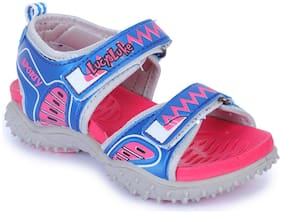 Liberty (Lucy & Luke ) RICO-2_S.BLUE Sandals For Unisex