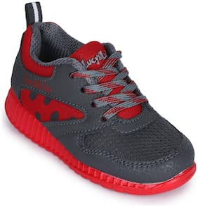Liberty Red Boys Casual shoes