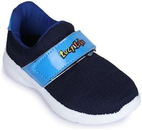 Liberty Blue Boys Casual shoes