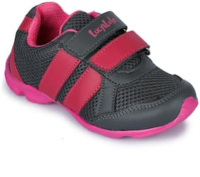 Liberty Pink Boys Casual shoes