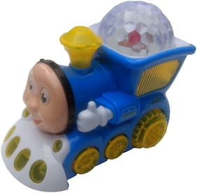 Light Train with 3D Light and Music Toy