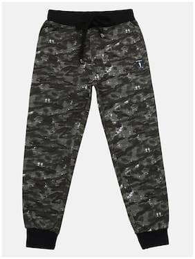 Li'l Tomatoes Boy Cotton Track pants - Multi