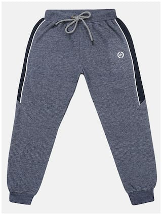 Lil Tomatoes Boys Track Pants Lower (Blue)