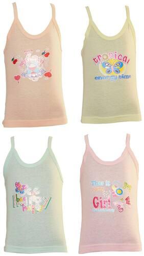 Lilsugar Girls Pastel Colored Camisole