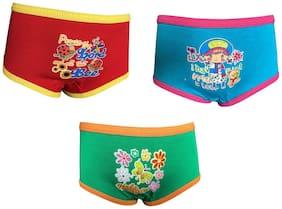 Lilsugar Girls Panties Set of 3