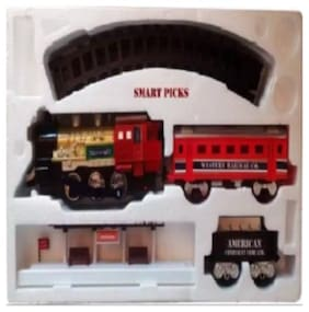 RC Train Toys – Buy Remote Control Train with Track Set for