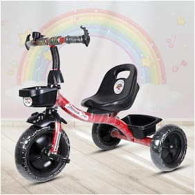 Little idea Red Tricycle for kids