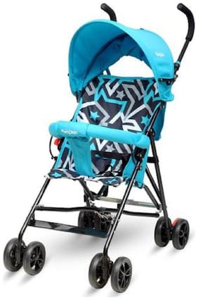 Little Pumpkin   Kiddie Kingdom Baby Stroller Buggy   Stroller (Blue)