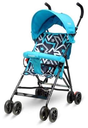 be126587dcc Little Pumpkin Kiddie Kingdom Baby Stroller Buggy Stroller (Blue)