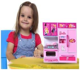 little rock multi color  Plastic Modern Kitchen Play Set for girls