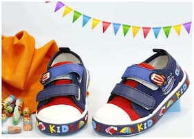 LITTLE SOLES Olive Casual Shoes For Infants
