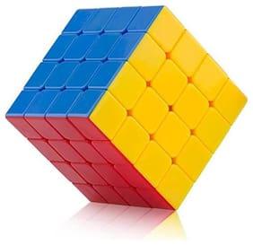Lodestone 4 by 4 Stickerless Magic Speed Cube