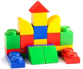 Lodestone Building Block Toy for Kids;Age 2 to 5 (Dream City)