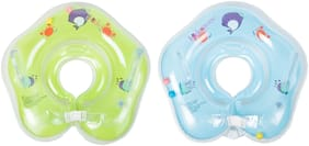 Lodestone's Swimming Neck Float Ring for Baby/Infants Pack Of 2