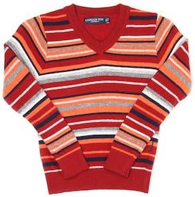 London Fog Boy Acrylic Solid Sweater - Multi