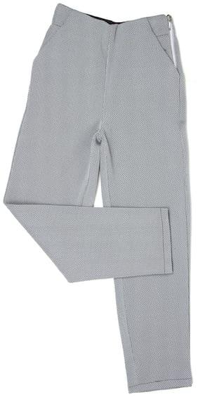 London Fog Girl Polyester Trousers - Grey