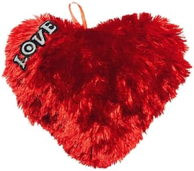 Love Heart Soft Toy, Gift for Girlfriend, Valentine Gift