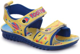 Liberty Yellow Girls Sandals