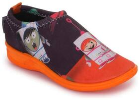 Liberty Orange Casual Shoes For Girls