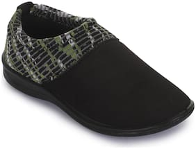 Liberty Black Boys Casual shoes