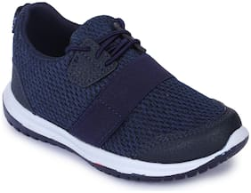 Liberty Navy Blue Boys Casual shoes